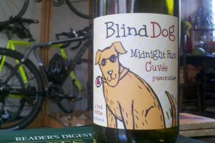Ecluse's Blind Dog Cuvee