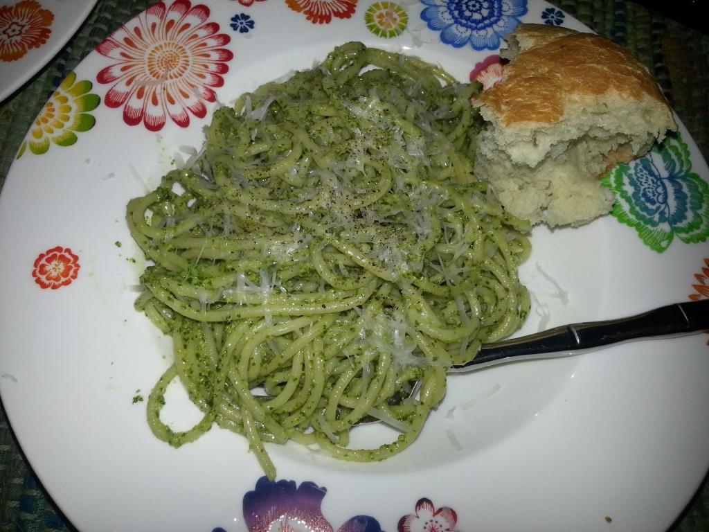 La Cucina Italiana Pesto
