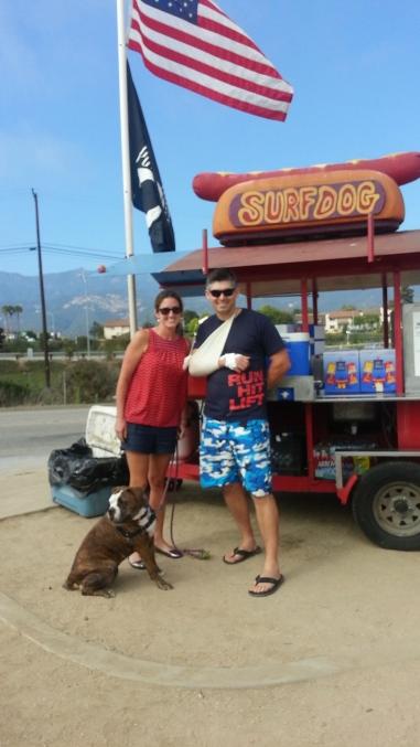 Surf Dog, Carpinteria