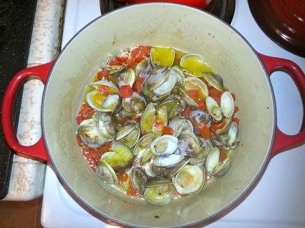 Oven-Roasted Clam Recipe