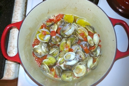 Oven-Roasted Clam Recipe