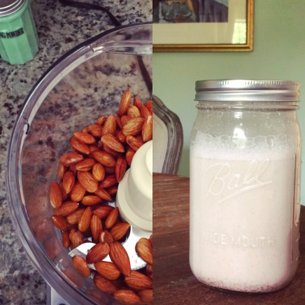 Almond Milk FromScratch