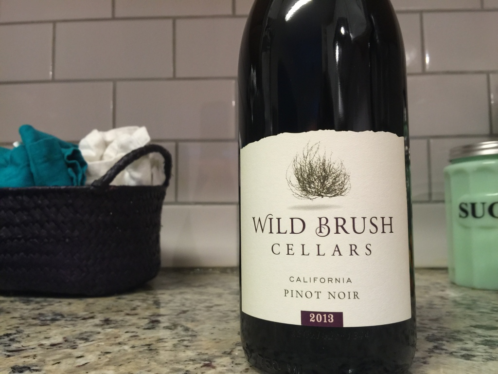 Wild Brush Cellars Pinot Noir