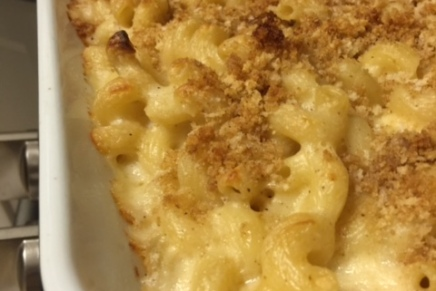 Comfort Food: Ina Garten's Macaroni and Cheese Recipe