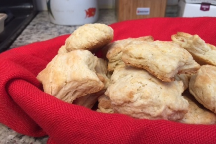 Model Bakery's Buttermilk Biscuits Recipe