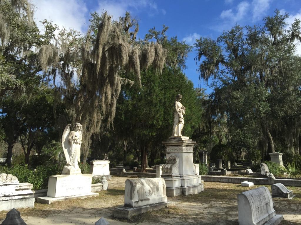 Bonaventure Cemetery, Savannah, Georgia